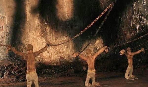 a caverna de platão