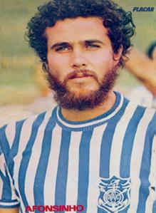 Afonsinho em 1971 - Revista Placar