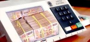 dinheiro nas eleições