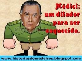 médici ditador