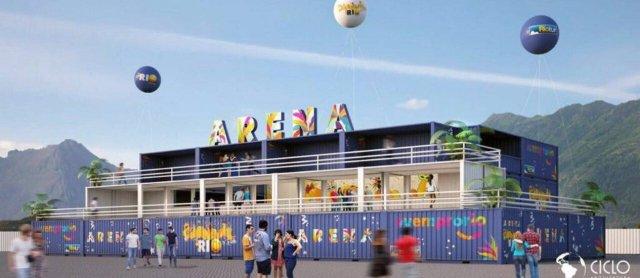 arena carnaval