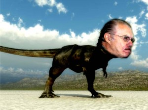 sarney dinossauro