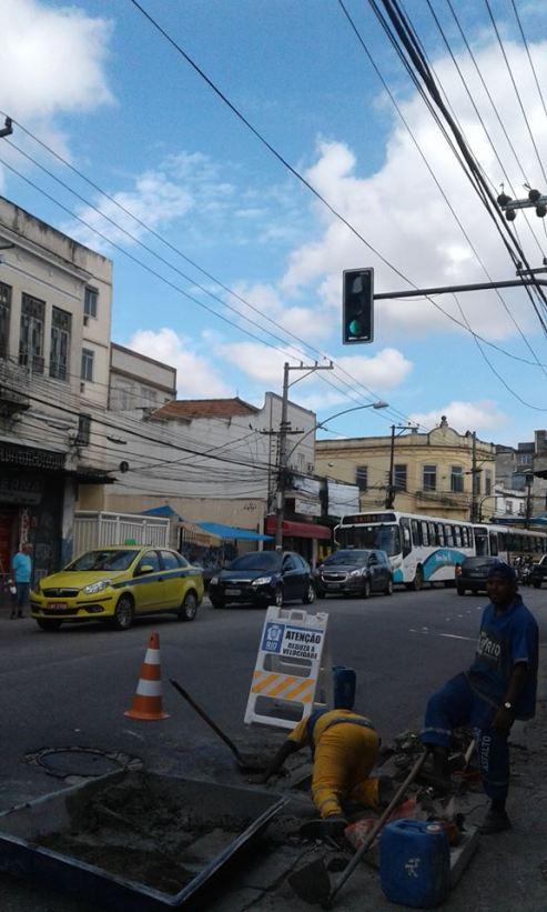 sinal rua uranos