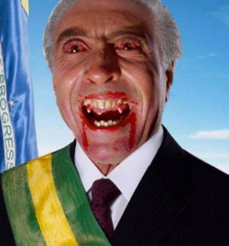 temer vampiro