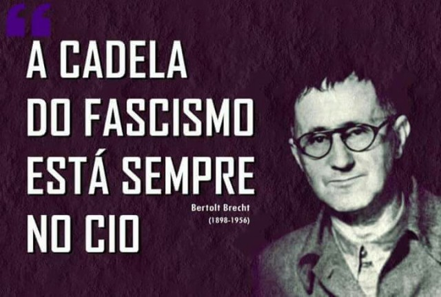 fascistas no cio
