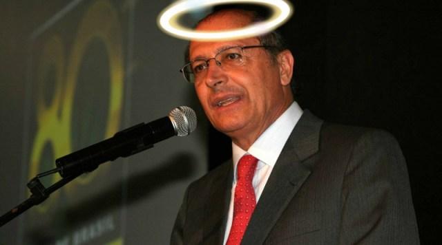 alckmin o santo