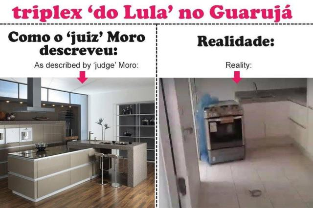triplex do lula
