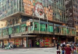 ocupação do prédio em são paulo