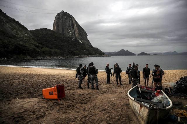 Teleférico del cerro de Pan de Azúcar en Río frena operaciones por tiroteos