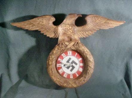 relógio nazista