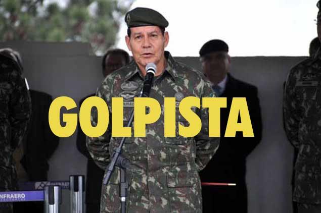 general golpista