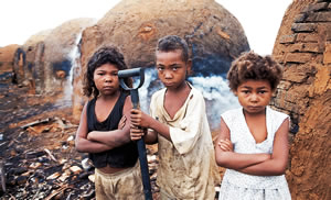 trabalho escravo infantil