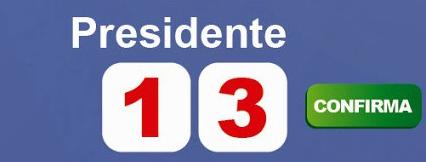 presidente 13
