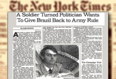 bolsonaro the new york times