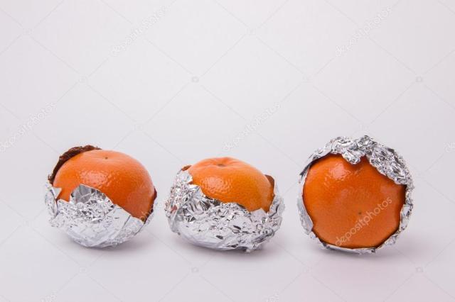 laranjas empanadas