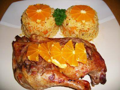 pato com laranja 2