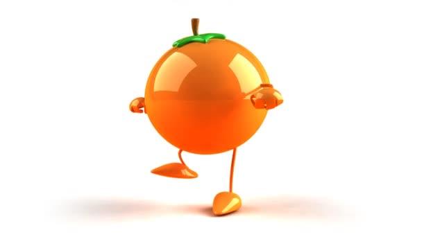 dança do laranja