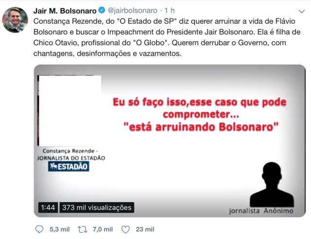 BOLSONARO MENTIROSO