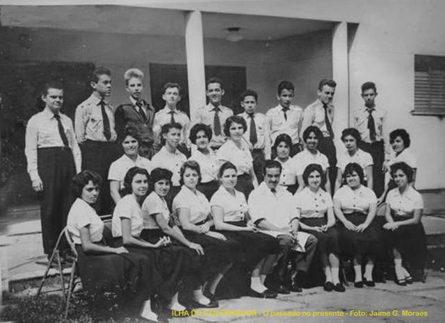 cepmm 2a. série curso científico 1960