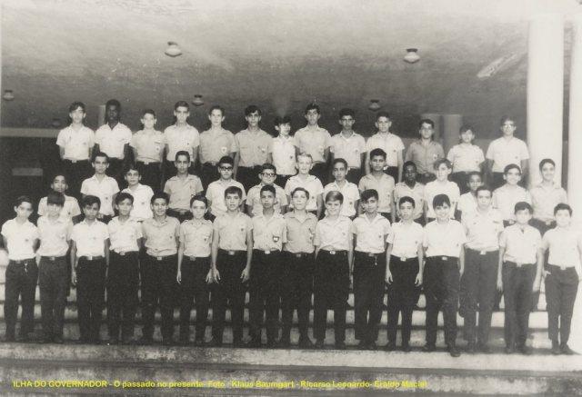 colégio mendes de moraes turma 208 1966