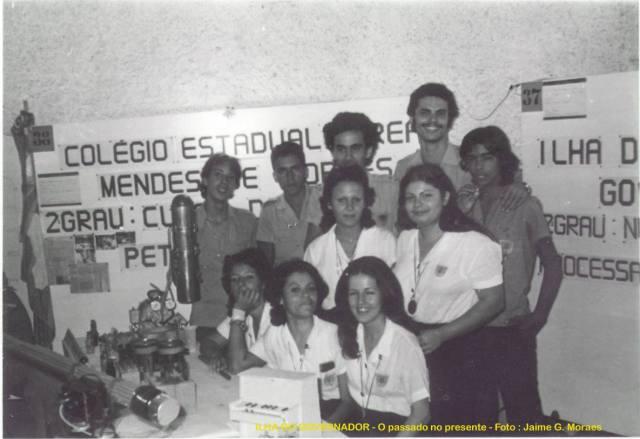 mendes de moraes 1973 curso técnico em petroquímica