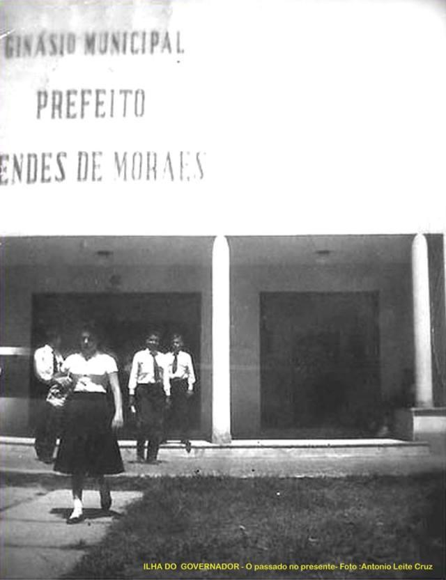 mendes de moraes foto de 1954