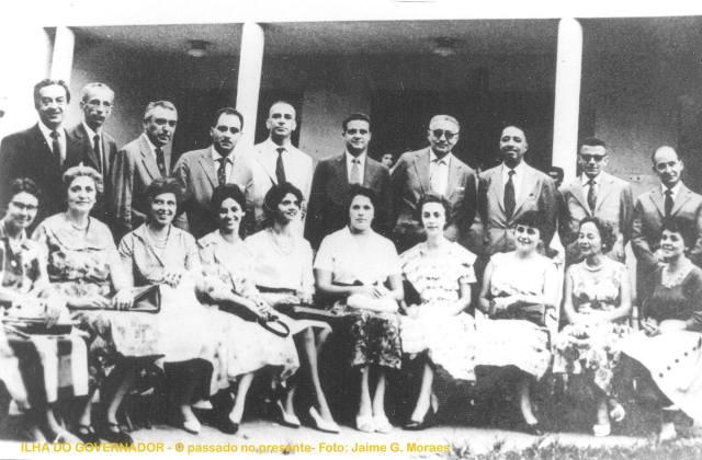 mendes de moraes professores do ano de 1959