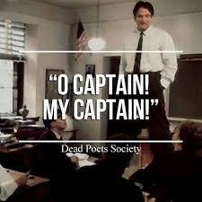 meu capitão robin williams