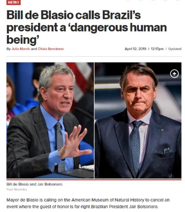 bozo ser humano perigoso