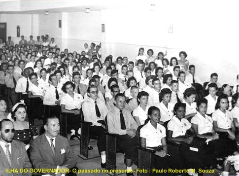 formatura 1957 cepmm