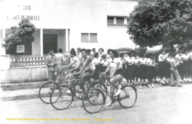 passeio ciclístico cepmm 1954