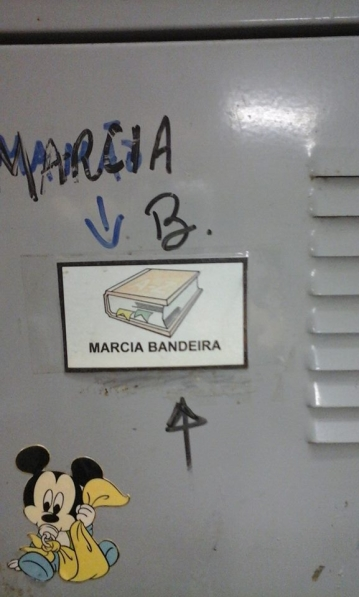 armário da márcia bandeira
