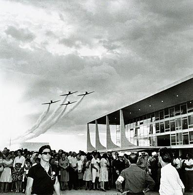 fundação de Brasília