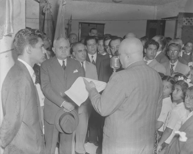 Inauguração CEPMM - 17-12-1949-2