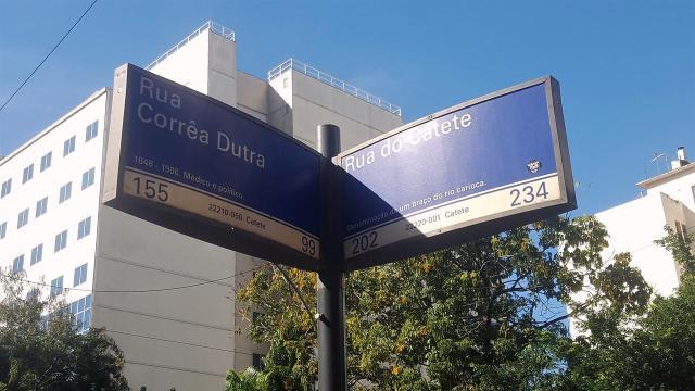 rua do catete 234
