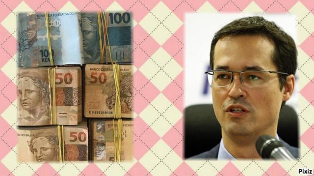 dallagnol tudo por dinheiro 2