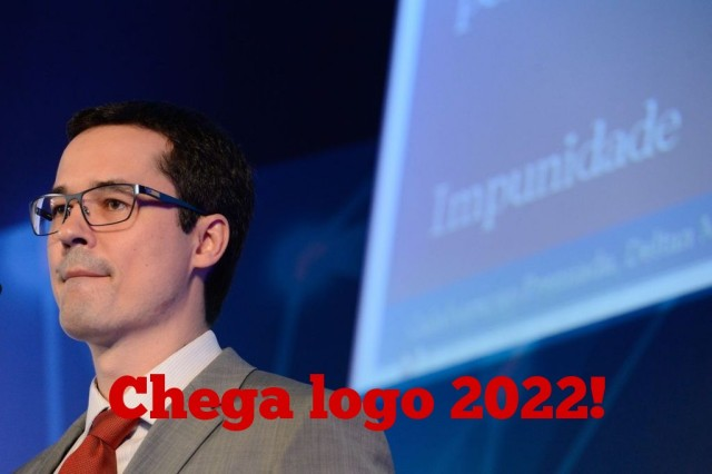 dallagnol chega logo 2022