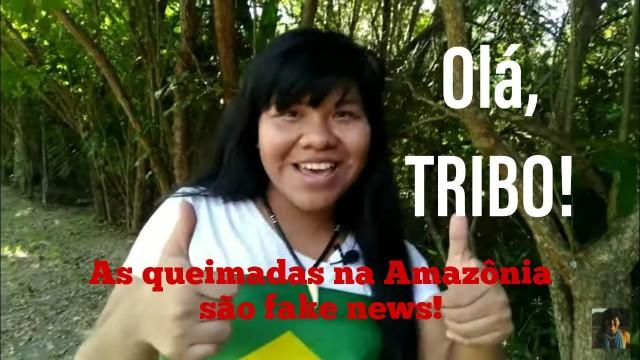 olá tribo